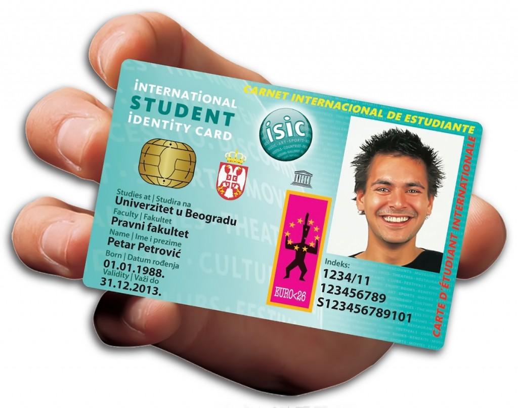 PIS Studentske kartice
